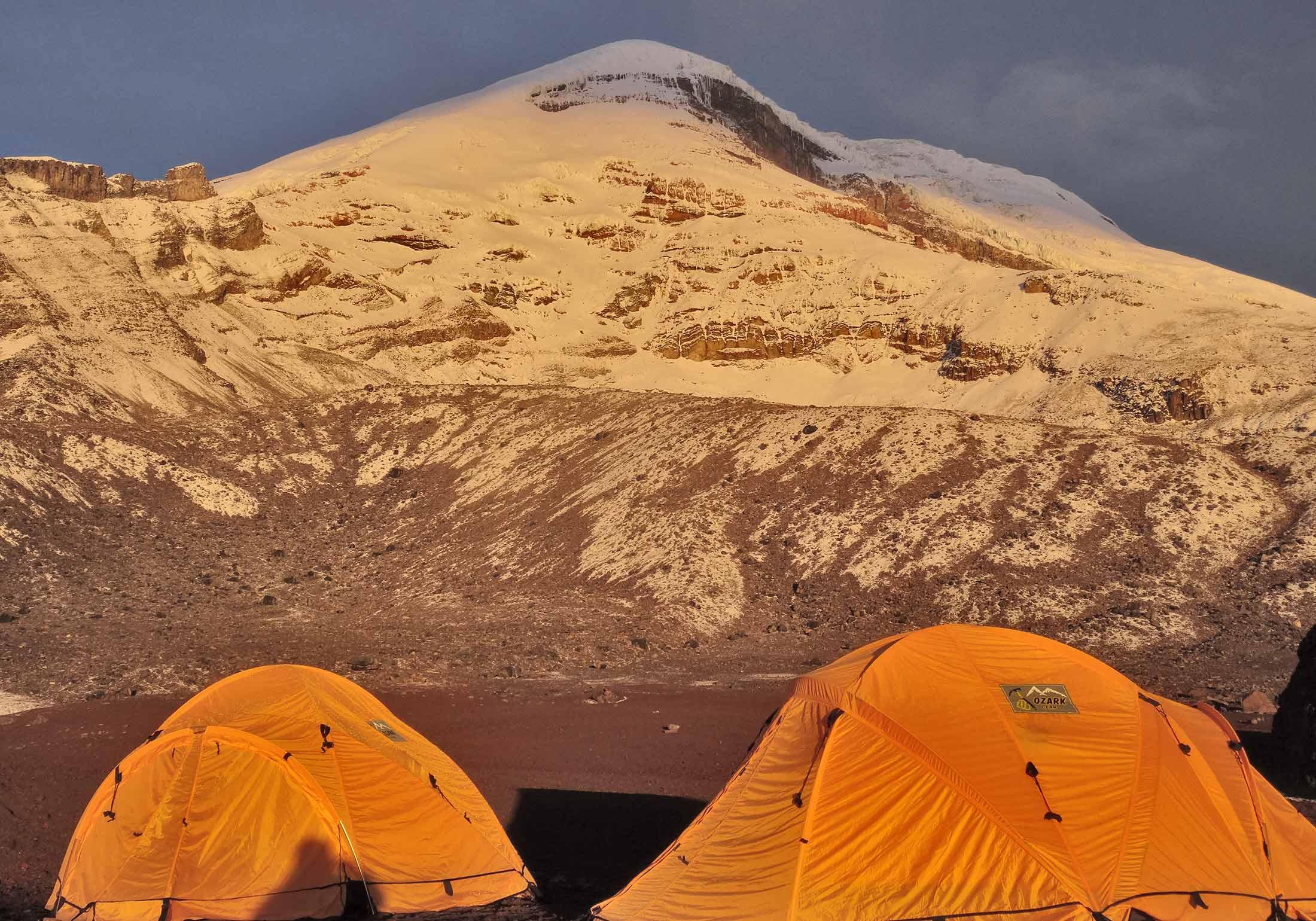 Expedition Volcanoes of Ecuador