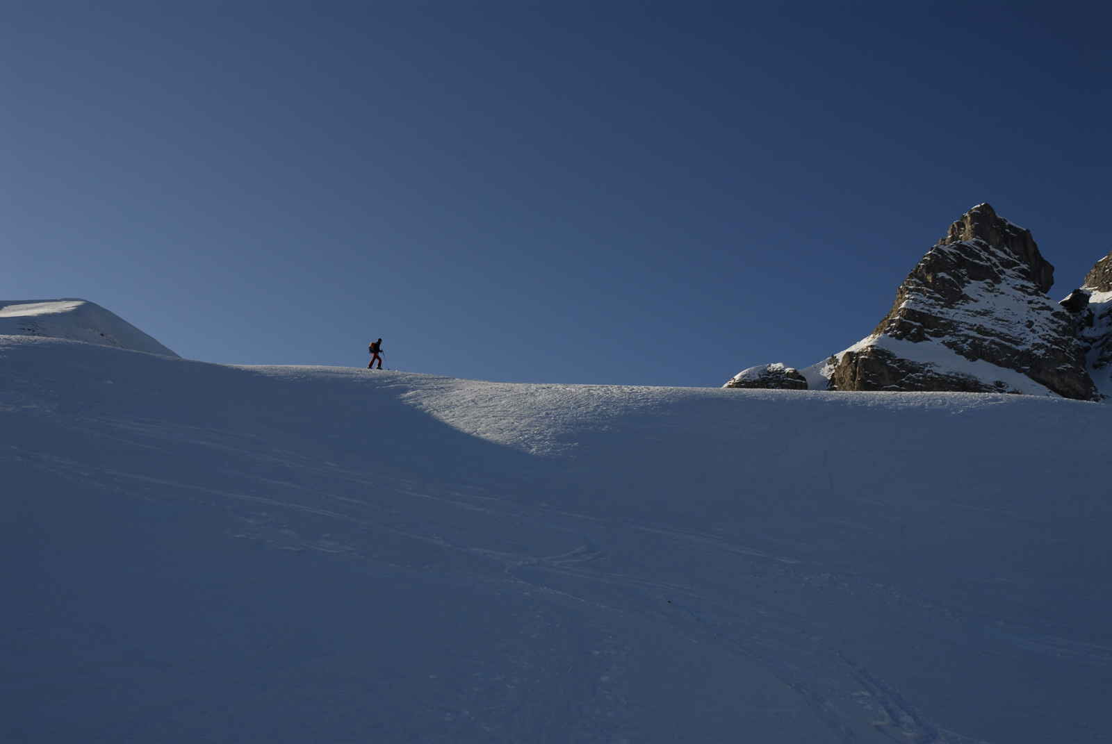 Monte-Spluga-Aufstieg